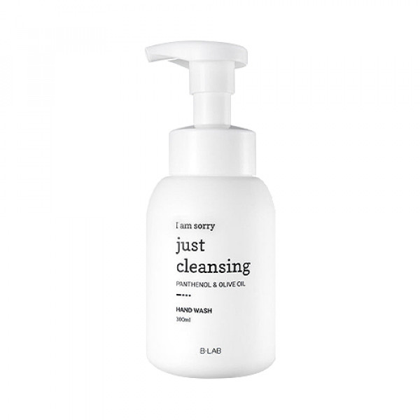 [B_LAB] I Am Sorry Just Cleansing Panthenol Care Hand Wash - 300ml