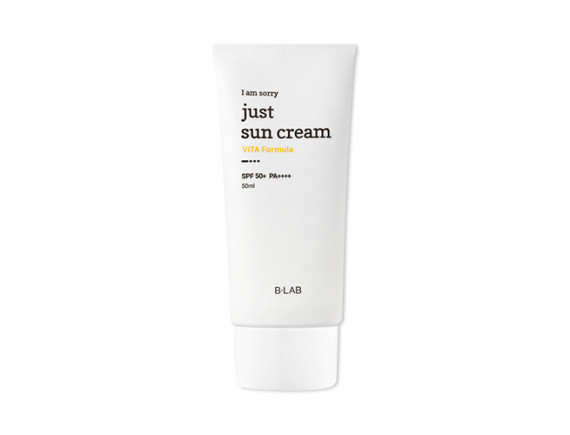 [B-LAB] I Am Sorry Just Sun Cream - 50ml (SPF50+ PA++++)