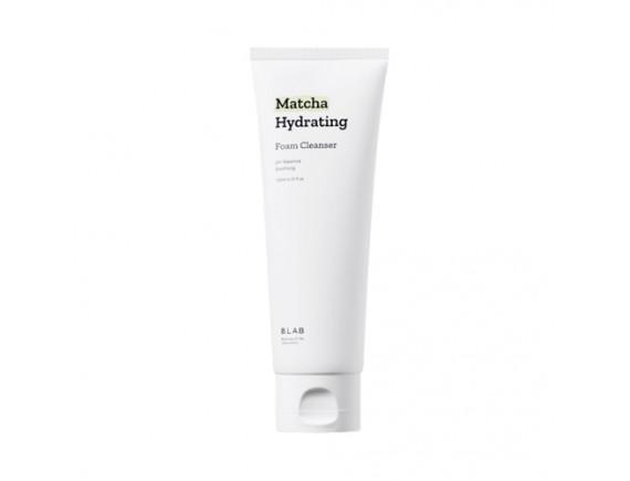 [B-LAB] Matcha Hydrating Foam Cleanser - 120ml