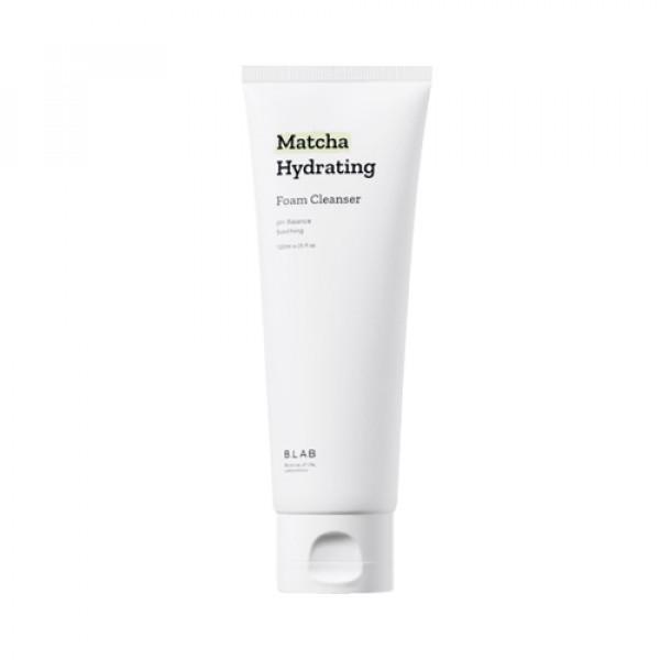 [B_LAB] Matcha Hydrating Foam Cleanser - 120ml