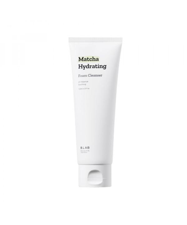 W-[B_LAB] Matcha Hydrating Foam Cleanser - 120ml x 10ea