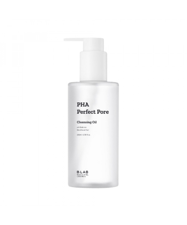 [B_LAB] PHA Perfect Pore Cleansing Oil (Jumbo Size) - 200ml