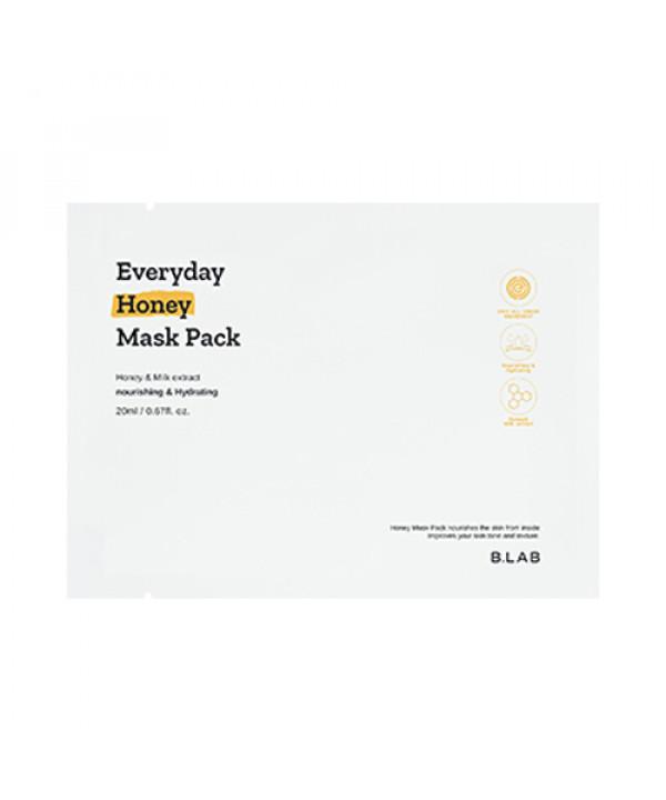 [B_LAB] Everyday Honey Mask Pack - 1pcs