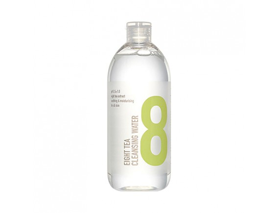 [BOM] Eight Tea Cleansing Water - 500ml