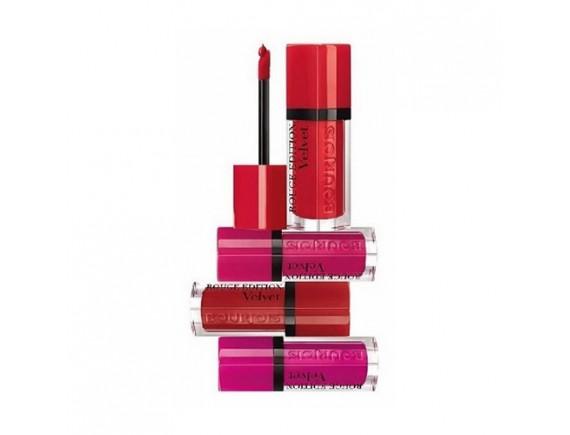 [BOURJOIS] Rouge Edition Velvet - 7.7ml