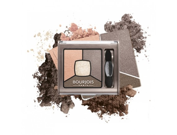 [BOURJOIS] Smoky Stories Eyeshadow Palettes - 3.2g