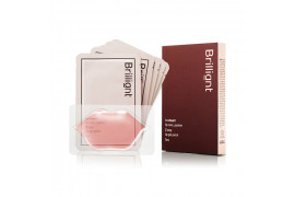[BRILLIANT_LIMITED] Loveheart Lip Gel Patch - 1pack (5pcs) ( EXP 2020.10 )