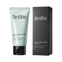 [BRILLIANT] Brillie Ultimate Sun Sheild - 50g (SPF50+ PA+++) No.Soothing