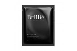 [BRILLIANT] Brillie Perfect Grade Mask - 1pcs (+ Free Mask Sheet 2pcs)