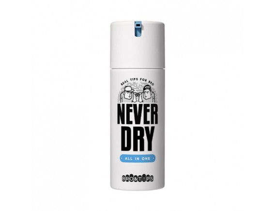 [BRO&TIPS] Never Dry All In One - 120ml