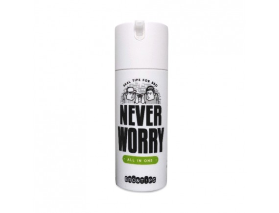 [BRO&TIPS] Never Worry All In One - 120ml