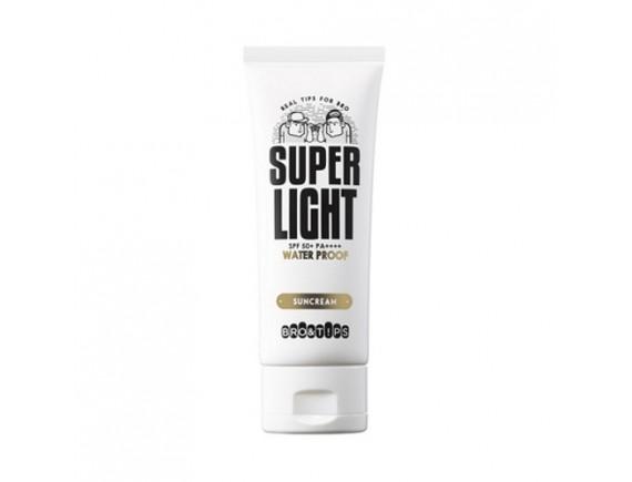[BRO&TIPS] Super Light Cream - 70ml (SPF50+ PA++++)