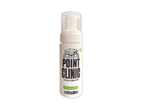 [BRO&TIPS] Point Clinic Bros Cleanser - 150ml