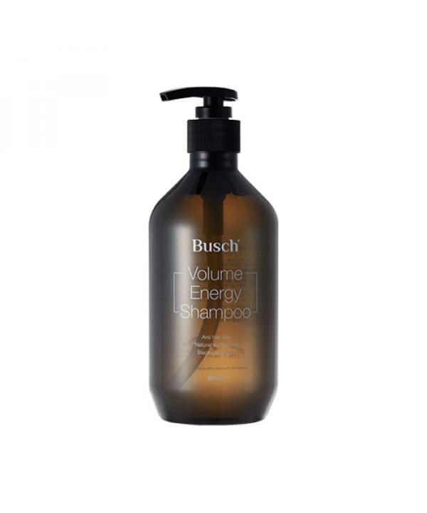 [Busch] Volume Energy Shampoo - 500ml