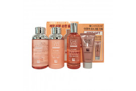 W-[CARE ZONE] Doctor Solution A Cure Clarifying Toner EX  Emulsion EX Set - 1pack (4items) (New) x 10ea