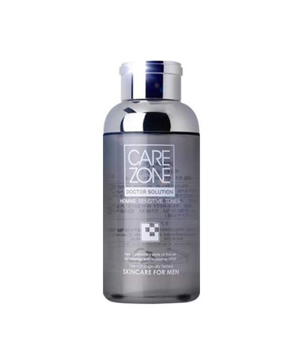 W-[CARE ZONE] Doctor Solution Homme Sensitive Toner - 170ml x 10ea