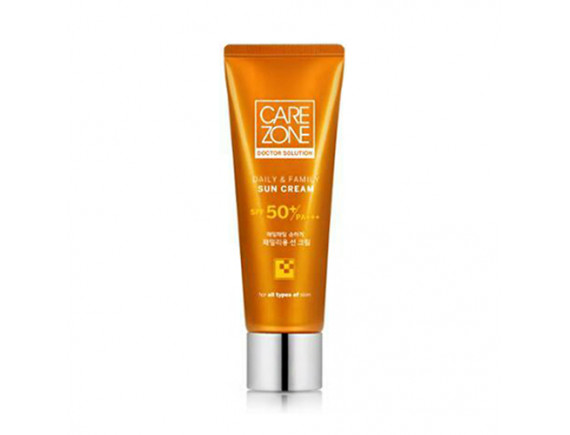 [CARE ZONE] Doctor Solution Daily Family Sun Cream - 80ml (SPF50+ PA+++)