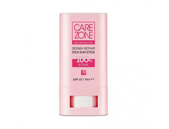 [CARE ZONE] Doctor Solution Derma Repair Cica Sun Stick - 20g (SPF47+ PA+++)