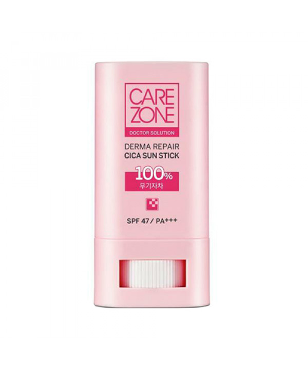 [CARE ZONE_50% SALE] Doctor Solution Derma Repair Cica Sun Stick - 20g (SPF47+ PA+++)