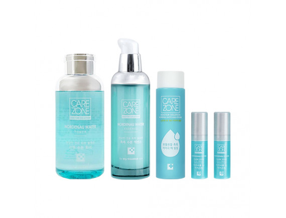 [CARE ZONE] Doctor Solution Nordenau Water Special Set - 1pack (5items)