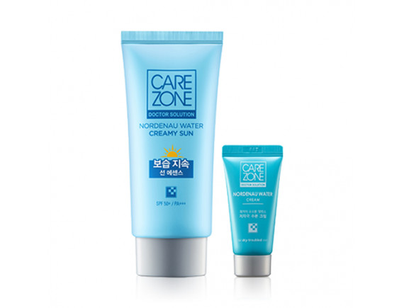 [CARE ZONE] Doctor Solution Nordenau Water Creamy Sun Set - 1pack (2items)