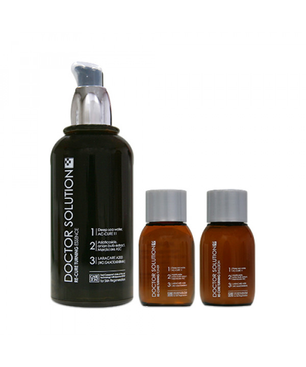 [CARE ZONE] Doctor Solution Re Cure Turning Essence Special Set - 1pack (3items)