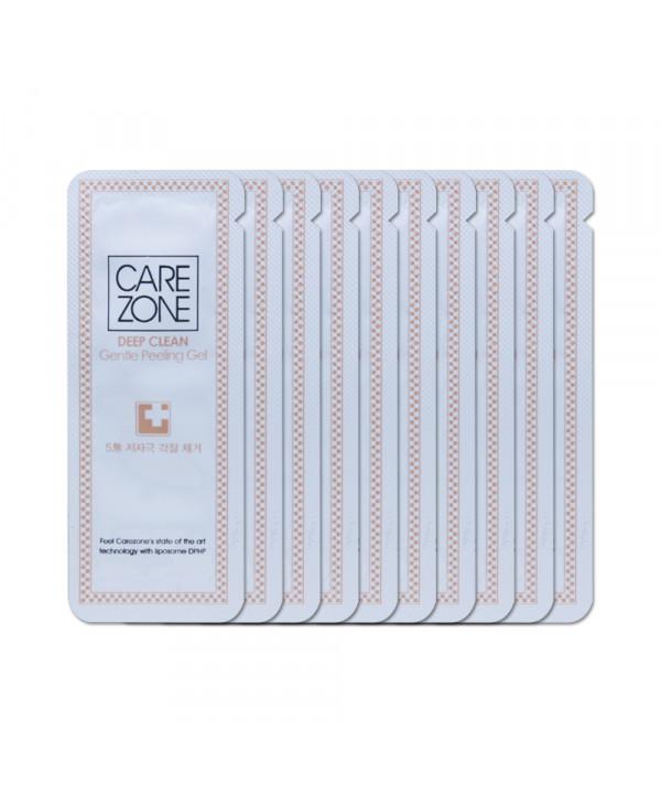 [CARE ZONE_Sample] Deep Clean Gentle Peeling Gel Samples - 10pcs