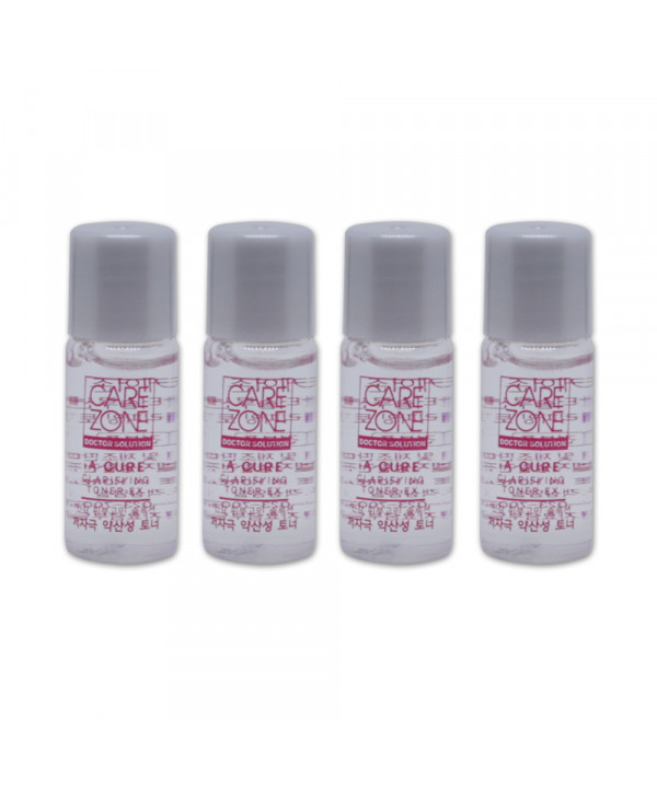 [CARE ZONE_Sample] Doctor Solution A Cure Clarifying Toner EX Samples - 4ea