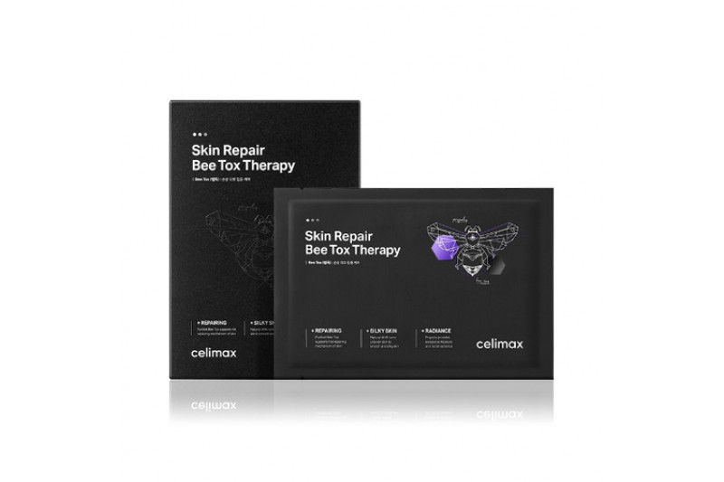 [CELIMAX] Skin Repair Bee Tox Therapy Mask - 1pack (10pcs)