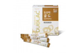 [CELL BIOTECH] Probiotics Duolac Gold - 1pack (for 30 days)