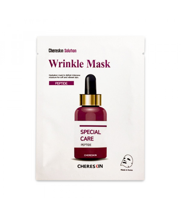 [CHERE SKIN] Peptide Wrinkle Mask - 1pcs
