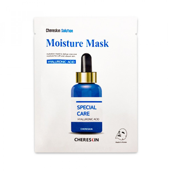 [CHERE SKIN] Hyaluronic Acid Moisture Mask - 1pack (10pcs)