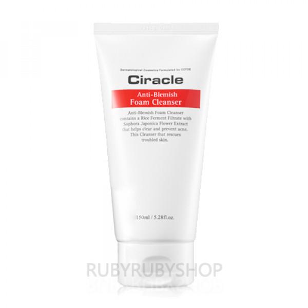 [Ciracle] Anti Blemish Foam Cleanser - 150ml