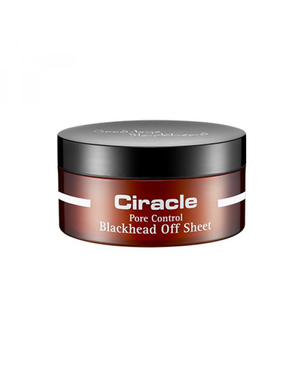 [Ciracle] Pore Control Blackhead Off Sheet - 1pack (40pcs)