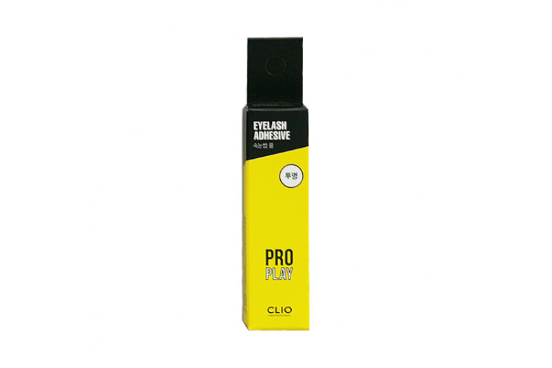 W-[CLIO] Pro Play Eyelash Adhesive (Clear) - 5ml x 10ea