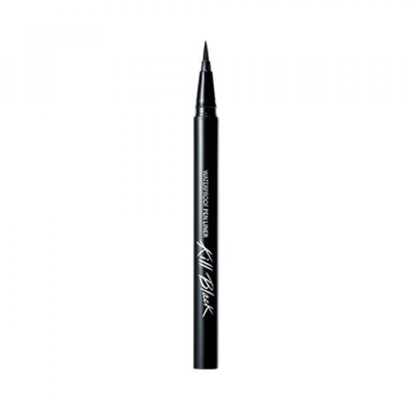 [CLIO] Waterproof Pen Liner Kill Black - 0.55ml No.01 Black