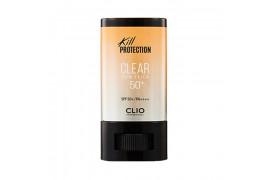 [CLIO_45% SALE] Kill Protection Clear Sun Stick - 20g (SPF50+ PA++++)