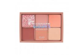 [CLIO] Pro Blusher Palette Mute Petal - 19.2g