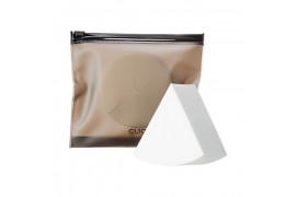 [CLIO] Hydro Makeup Sponge (L) - 1pack (6pcs) No.Original