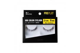 [CLIO] Pro Play Mix Color Eyelash - 1pcs (01~06)