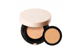 [CLIO] Nudism Velvetwear Cushion - 1pack (15g+Refill) (SPF50+ PA+++)
