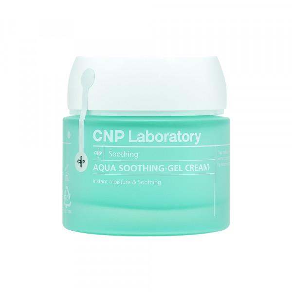 W-[CNP LABORATORY] Aqua Soothing Gel Cream - 80ml x 10ea