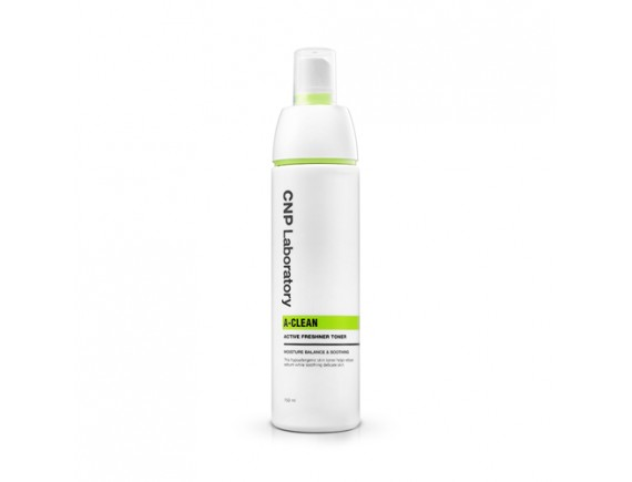 [CNP LABORATORY] A Clean Active Freshner Toner - 150ml