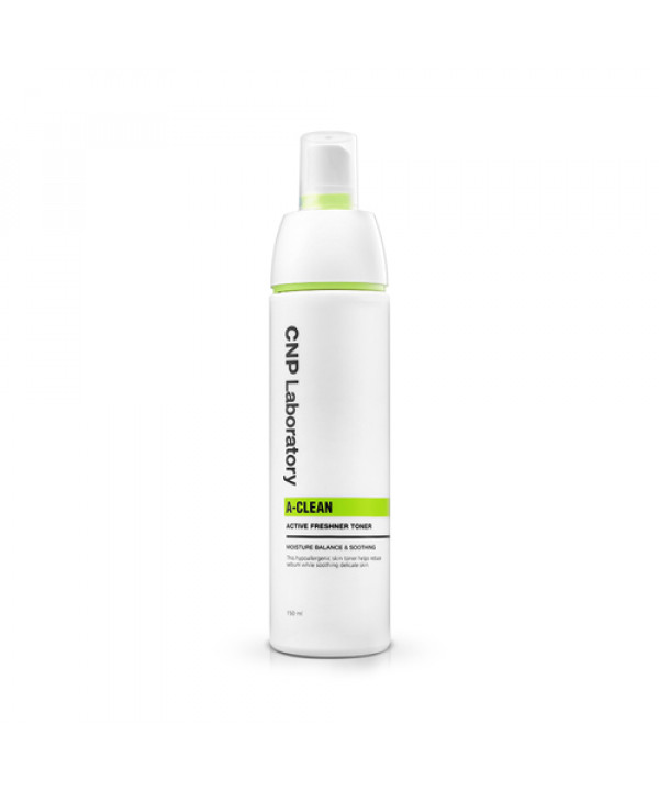 W-[CNP LABORATORY] A Clean Active Freshner Toner - 150ml x 10ea