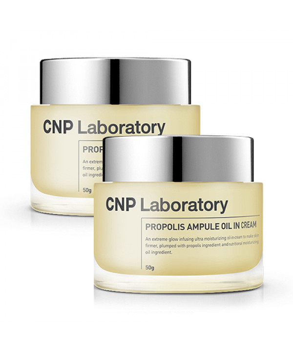 [CNP LABORATORY] 1+1 Propolis Ampule Oil In Cream - 50ml