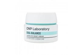 W-[CNP LABORATORY] Dual Balance Waterlock Moist Cream - 50ml x 10ea