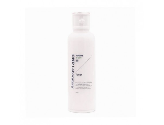 [CNP LABORATORY] Homme A Care Toner - 120ml