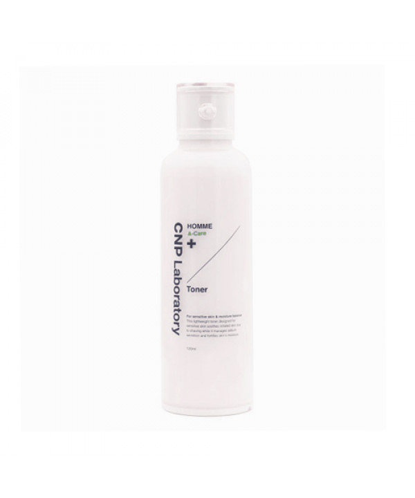 W-[CNP LABORATORY] Homme A Care Toner - 120ml x 10ea