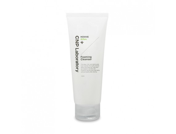 [CNP LABORATORY] Homme A Care Foaming Cleanser - 150ml