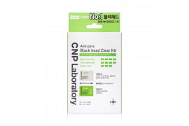 [CNP LABORATORY] Anti Pore Black Head Clear Kit (2020) - 1pack (3uses)
